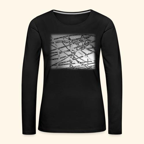 Muster15.png - Frauen Premium Langarmshirt