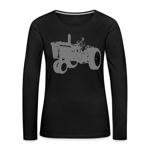 4010 - Women's Premium Longsleeve Shirt