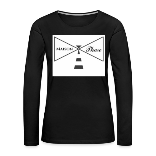 Maison Phare - T-shirt manches longues Premium Femme