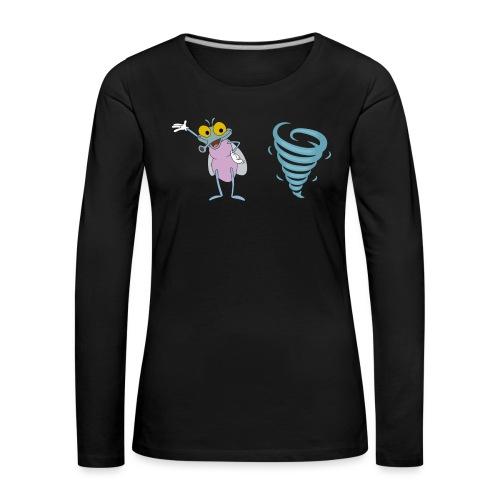 MuggenSturm - Shirt 02 - Frauen Premium Langarmshirt
