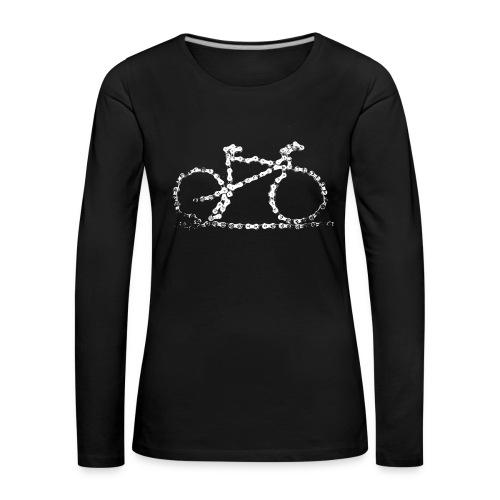 bike3_large - Women's Premium Longsleeve Shirt