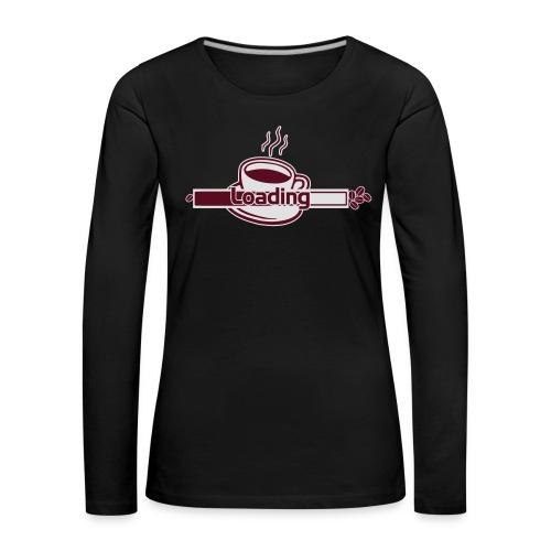 loading - Frauen Premium Langarmshirt