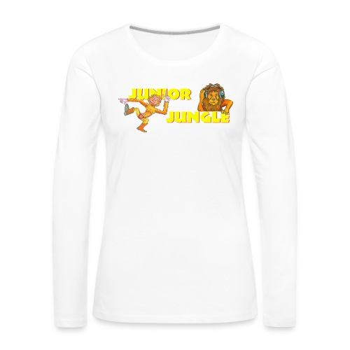 T-charax-logo - Women's Premium Longsleeve Shirt