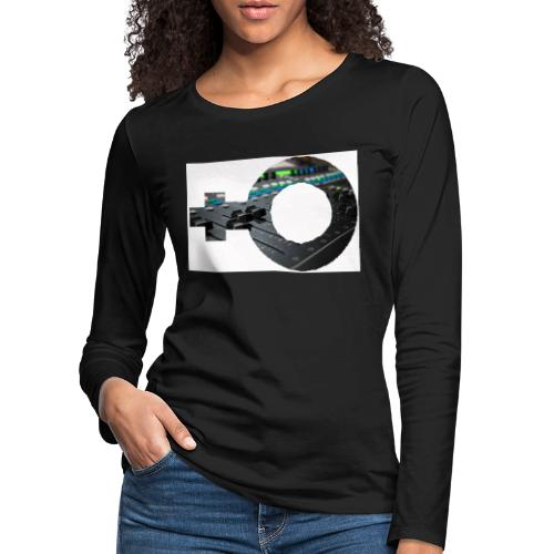 women in sound - Women's Premium Longsleeve Shirt