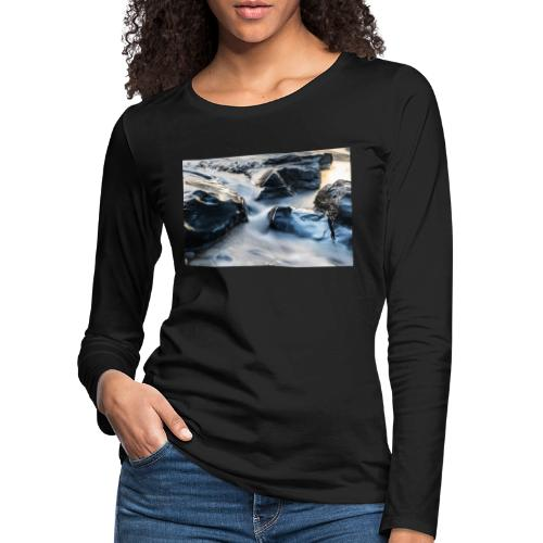 Sense LT 2 2 - Frauen Premium Langarmshirt