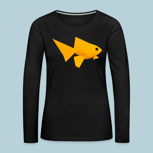 RATWORKS Fish-Smish - Women's Premium Longsleeve Shirt