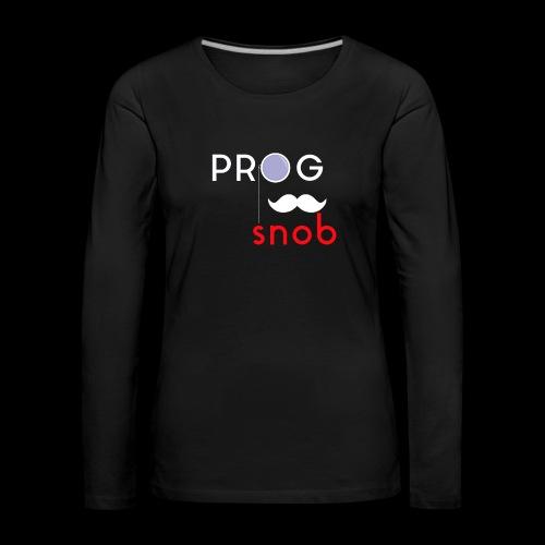 NUOVO3 png - Women's Premium Longsleeve Shirt