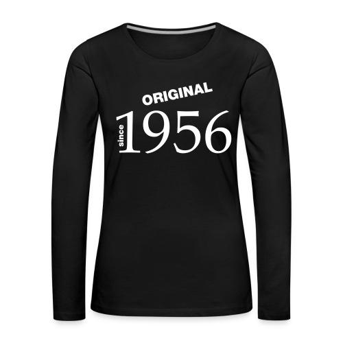 1956 - Frauen Premium Langarmshirt