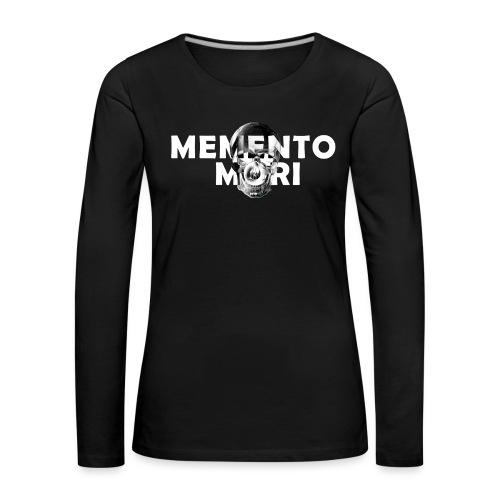 54_Memento ri - Frauen Premium Langarmshirt