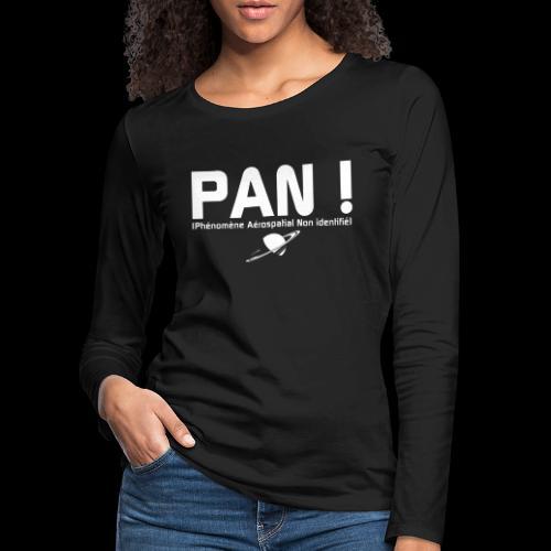 PAN ! - T-shirt manches longues Premium Femme