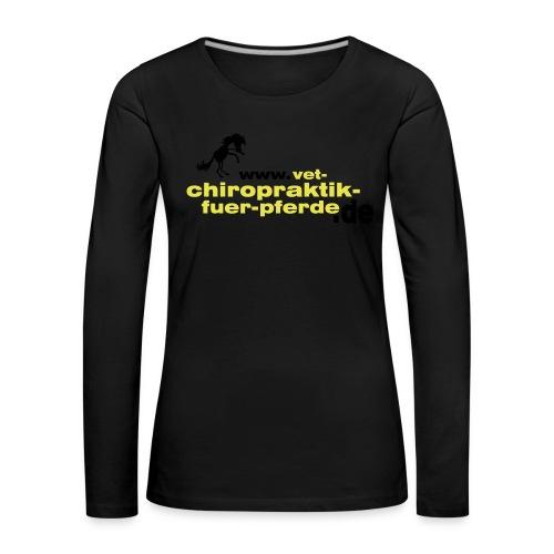 marta - Frauen Premium Langarmshirt