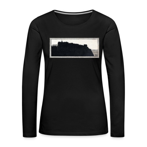 back page image - Women's Premium Longsleeve Shirt