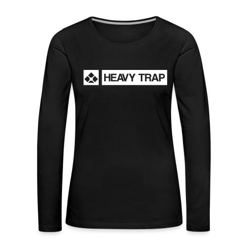 Heavy Trap - Women's Premium Longsleeve Shirt