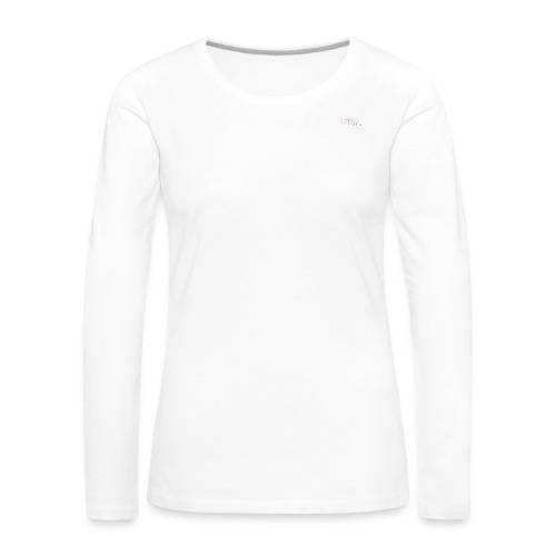 You cant kill me (white) - T-shirt manches longues Premium Femme