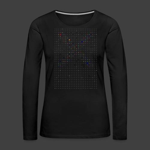 Reload Records X - Vrouwen Premium shirt met lange mouwen