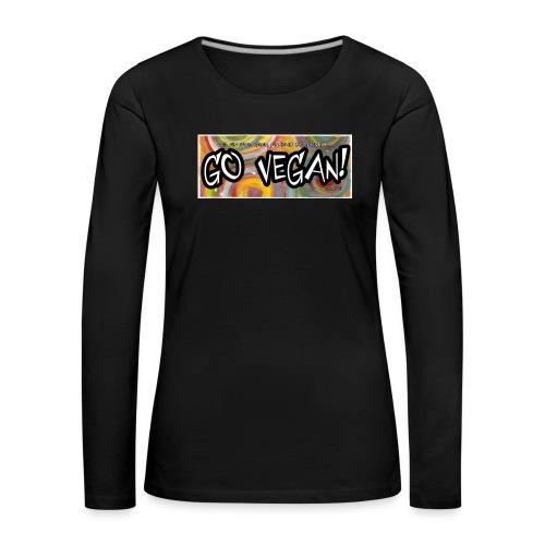 19v png - Frauen Premium Langarmshirt