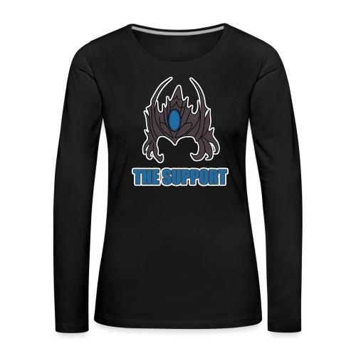 Nami Support Main - Frauen Premium Langarmshirt