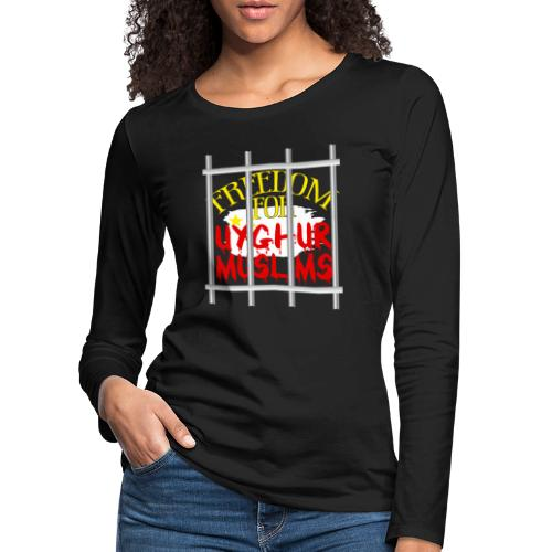 Freedom - Women's Premium Longsleeve Shirt