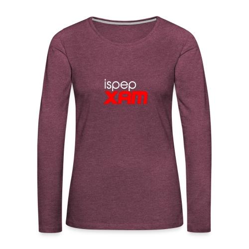 Ispep XAM - Women's Premium Longsleeve Shirt