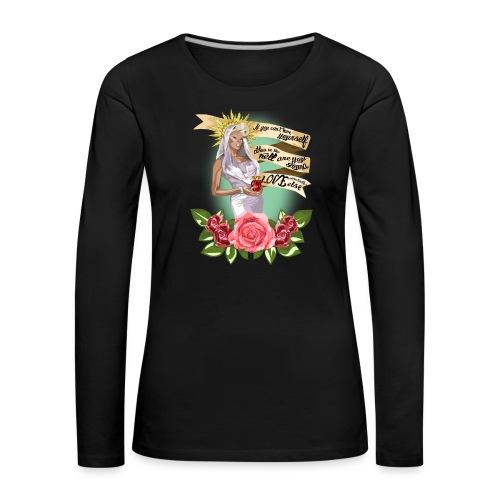Mama RuPaul - Camiseta de manga larga premium mujer