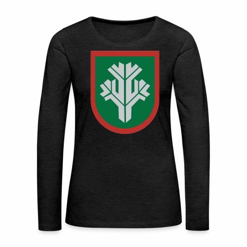 sissi - Naisten premium pitkähihainen t-paita