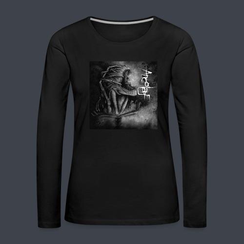 AncolagE Daemones - Frauen Premium Langarmshirt