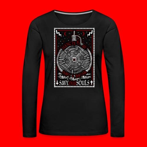 SaveOurSouls - Women's Premium Longsleeve Shirt