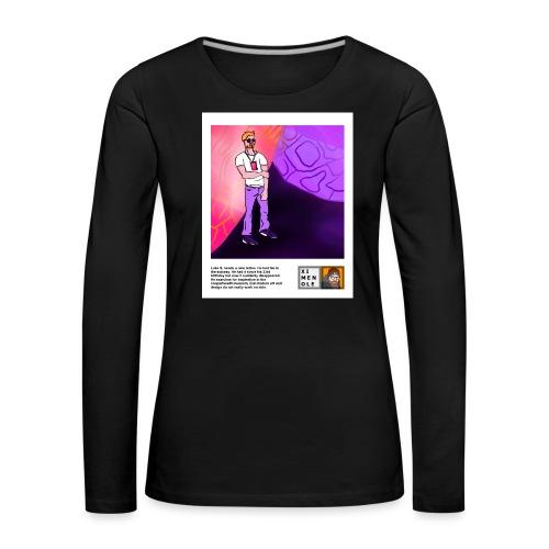 Cooper_Hewitt_01_Luke_S_P - Frauen Premium Langarmshirt