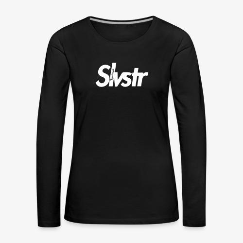 SLVSTR Vol.1 - Frauen Premium Langarmshirt