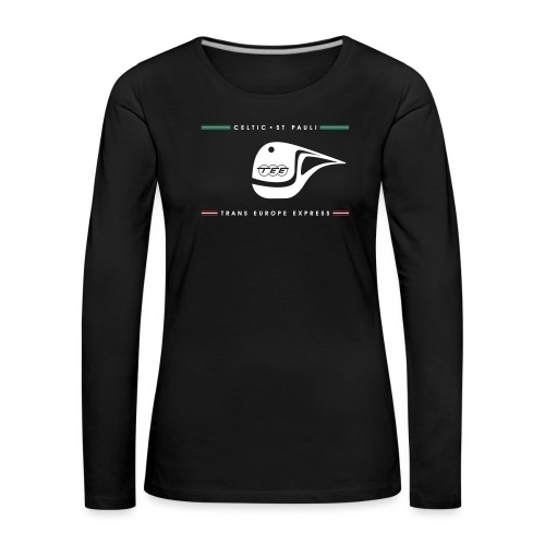 Trans Europe Express - Women's Premium Longsleeve Shirt