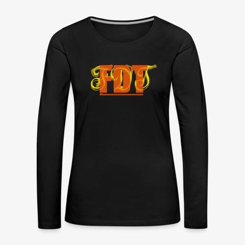 FDT - Women's Premium Longsleeve Shirt