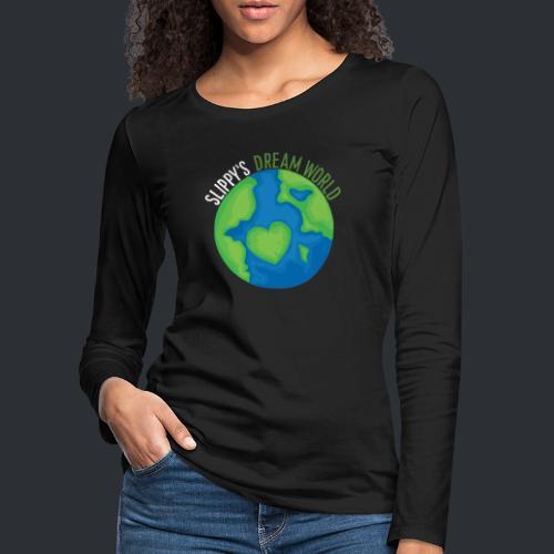 Slippy's Dream World - Women's Premium Longsleeve Shirt