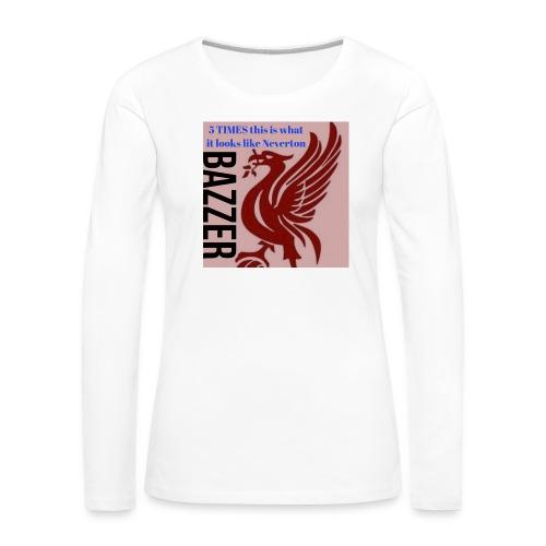 My Post - Women's Premium Longsleeve Shirt