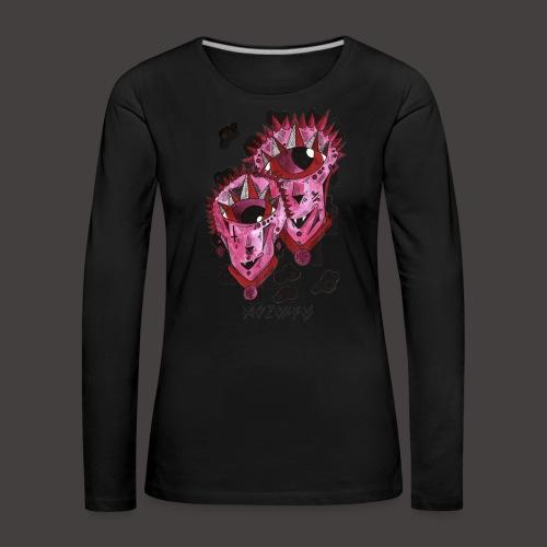 Gemeaux original - T-shirt manches longues Premium Femme