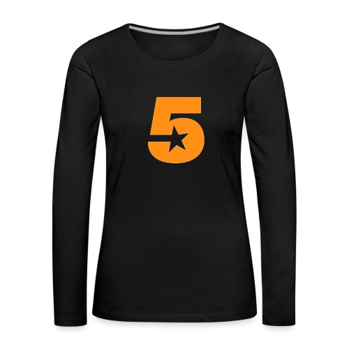 No5 - Women's Premium Longsleeve Shirt