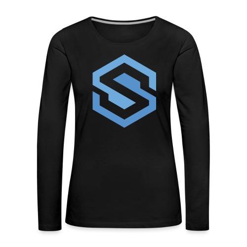 safecoin mark - Women's Premium Longsleeve Shirt