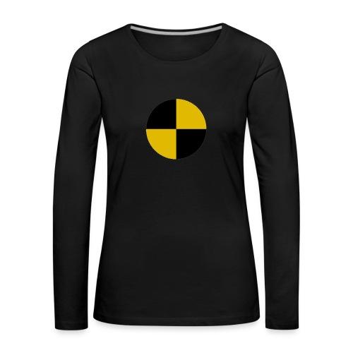 crash test - Women's Premium Longsleeve Shirt