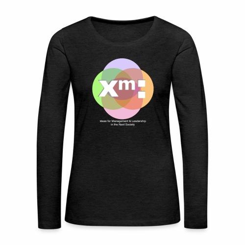 xm-institute - Frauen Premium Langarmshirt