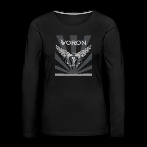 Voron - Propaganda - T-shirt manches longues Premium Femme