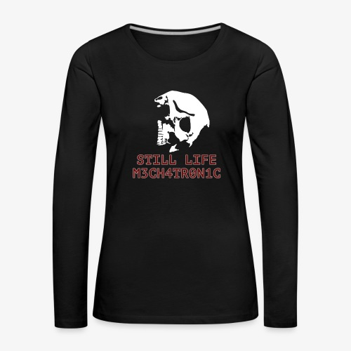 Still Life - Långärmad premium-T-shirt dam