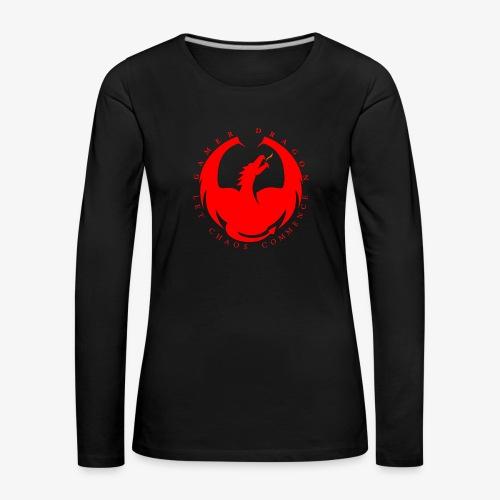 GamerDragon - Women's Premium Longsleeve Shirt