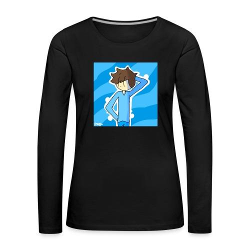 George Morgan West - Women's Premium Longsleeve Shirt