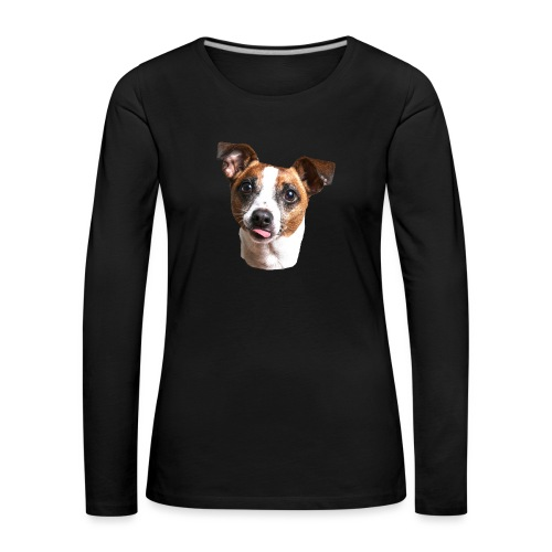 Jack Russell - Women's Premium Longsleeve Shirt