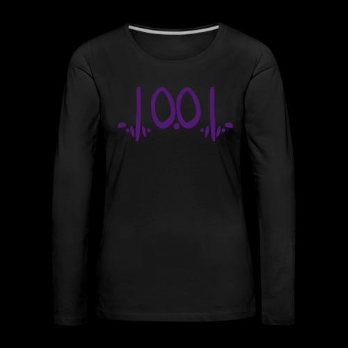 fukOf - Frauen Premium Langarmshirt