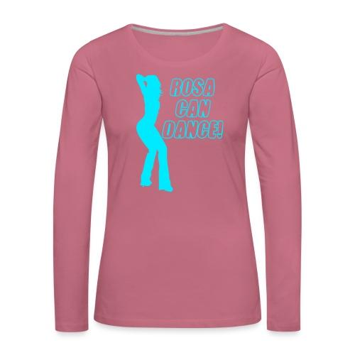 rosacandance - Women's Premium Longsleeve Shirt