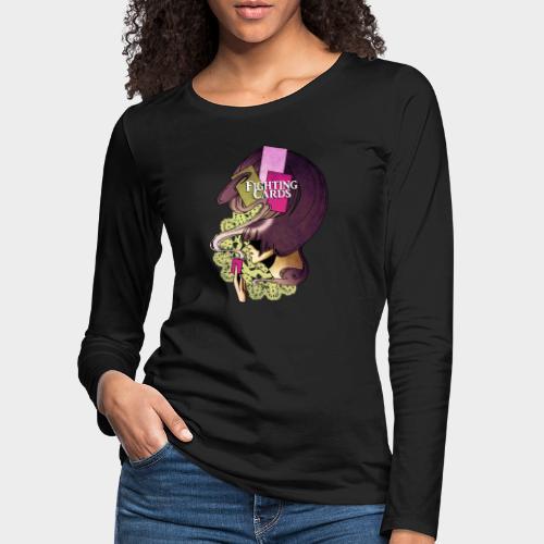 Fighting cards - Invocateur - T-shirt manches longues Premium Femme