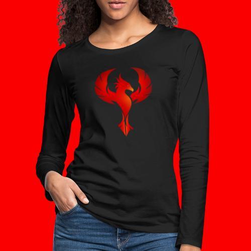 Phynyx Trust Collection - Frauen Premium Langarmshirt