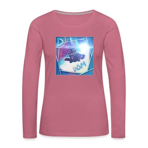 DOM - Women's Premium Longsleeve Shirt