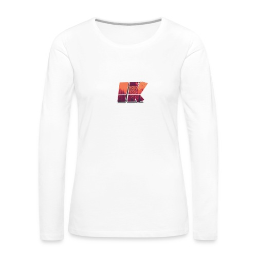 Ishaan Kulkarni Logo (1) - Women's Premium Longsleeve Shirt