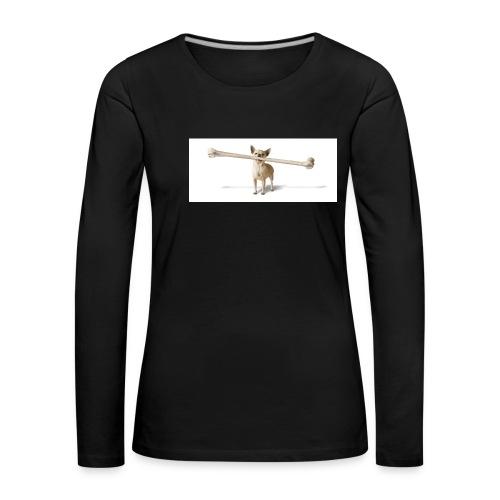 Tough Guy - Vrouwen Premium shirt met lange mouwen